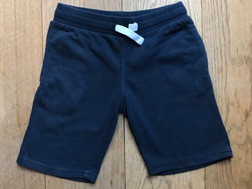 Selling with online payment: Age 7-8, H&M, Navy, Shorts