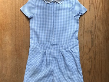 Selling with online payment: Age 7-8, George, Blue, Dress Skorts