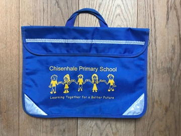 Selling with online payment: Blue Book Bag