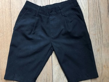Selling with online payment: Age 4-5, F&F, Black, Shorts