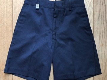 Selling with online payment: Age 5-6, Zeco, Navy, Shorts
