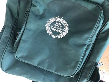 Selling with online payment: Rowan Backpack