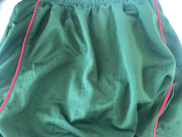 Selling with online payment: Greeen Skort - age 8/9