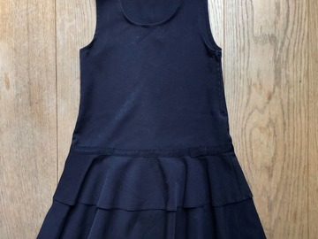 Selling with online payment: Age 3-4, George, Navy, Pinafore Dress