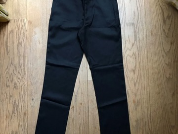 Selling with online payment: Age 12-13, George, Black, Trousers