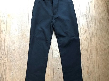 Selling with online payment: Age 7-8, George, Black, Trousers