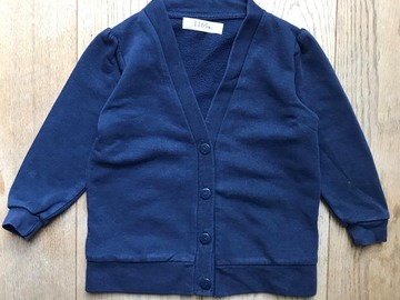 Selling with online payment: Age 3-4, George, Navy, Cardigan