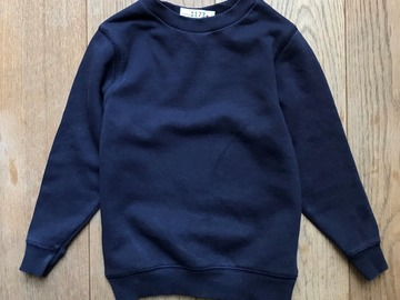 Selling with online payment: Age 3, Tu, Navy, Sweatshirt