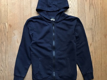 Selling with online payment: Age 9-10, George, Navy, Hoodie