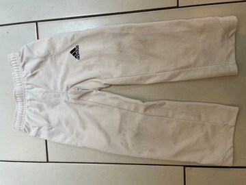 Selling with online payment: Cricket Trousers Adidas - Age 5-6