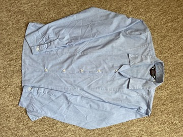 """Selling with online payment: Blue Shirt 32"""""""