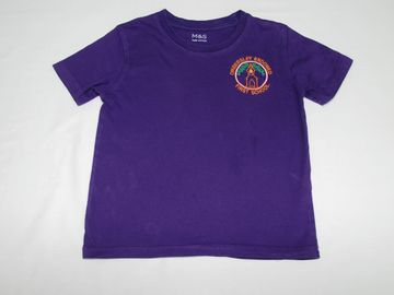Selling with online payment: OEFS T-shirt 7-8years