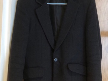 Selling with online payment: Girl's Navy Tweed Fitted Blazer - MSS