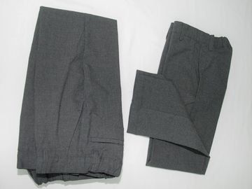 Selling with online payment: Grey Trousers M&S 7-8year 3 pack