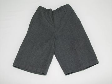 Selling with online payment: Grey Shorts M&S 6-7years
