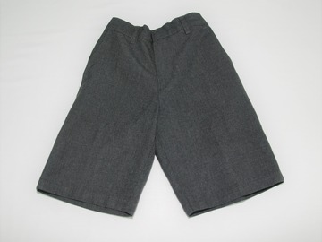 Selling with online payment: Grey Shorts 12-13years M&S