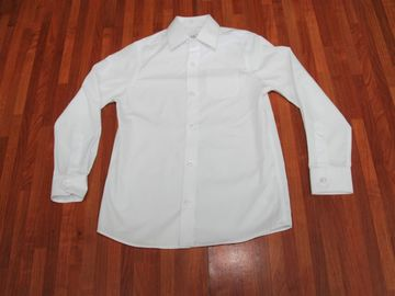 Selling with online payment: White Shirts M&S Long sleeve 5-6years NEW