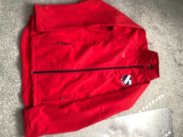 Selling with online payment: Soft Shell Jacket
