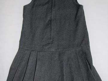 Selling with online payment: Grey Pinafore 3years (2Pack)