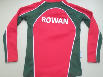 Selling with online payment: Rowan mid-layer