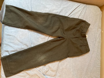 Selling with online payment: Grey Trousers, John Lewis, size 7