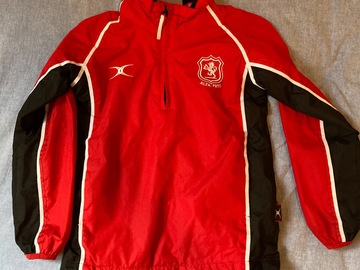 Selling with online payment: SH Tracksuit Top, 5XS