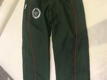 Selling with online payment: Tracksuit Trousers 11-12