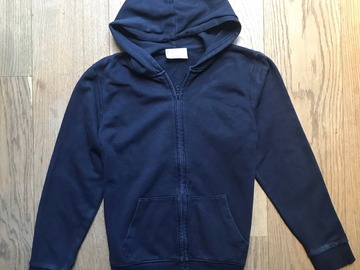 Selling with online payment: Age 10, Tu, Navy, Hoodie
