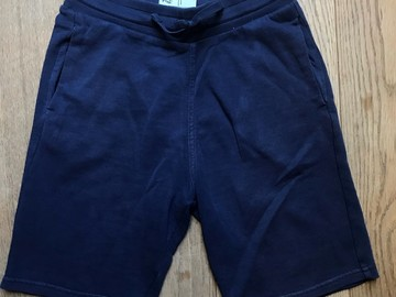 Selling with online payment: Age 11, H&M, Navy, Shorts