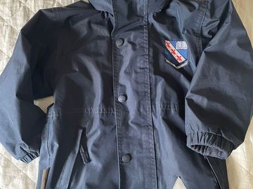 Selling with online payment: Soft Shell Jacket (Jnr)