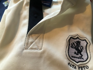Selling with online payment: SH Cricket shirt - Year 3-4
